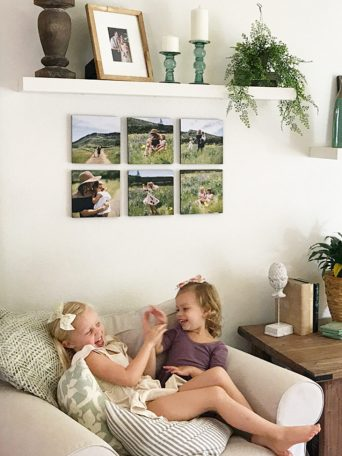 home-decor-photo-wall