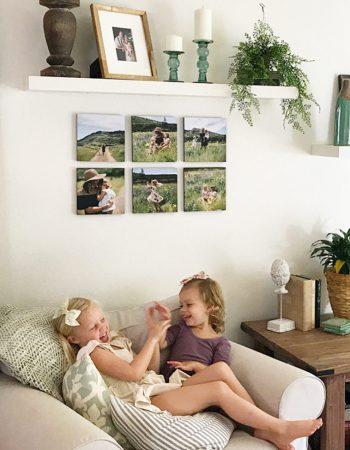 home-decor-photo-wall