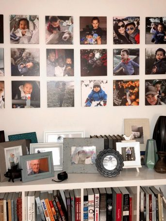 wall-decor-with-photo-tile-collage